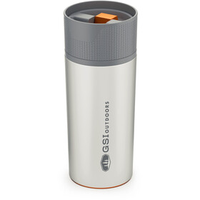 GSI Glacier Stainless Commuter Mug 500ml, silver